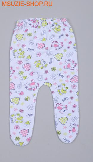 Милашка Сьюзи ползунки. 56 слон (розовый) росттеплые ползунки,брючки<br><br>