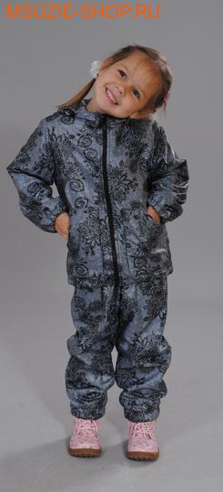 Милашка Сьюзи куртка. 104 черный ростВесна-лето<br><br>