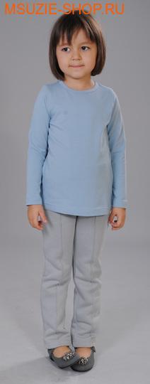 Милашка Сьюзи блузка. 104 сероголубой ростДжемпера, рубашки, кофты<br><br>