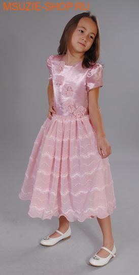 Милашка Сьюзи платье. 104 св.розовый ростнарядная одежда<br><br>