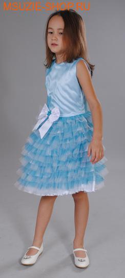 Милашка Сьюзи платье. 110 мор.волна ростНарядные платья <br><br>