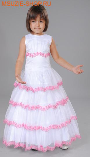 Милашка Сьюзи платье. 110 розовый ростНарядные платья <br><br>
