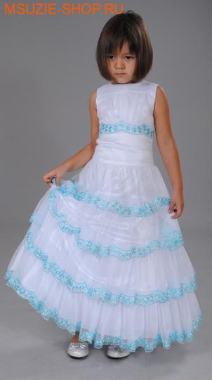 Милашка Сьюзи платье. 110 бирюза ростНарядные платья <br><br>