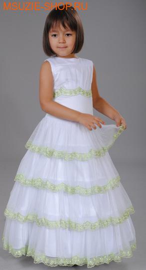 Милашка Сьюзи платье. 110 салат ростНарядные платья <br><br>