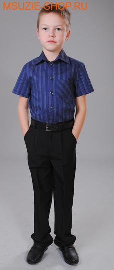 Милашка Сьюзи сорочка. 104 синий ростДжемпера, рубашки, кофты<br><br>