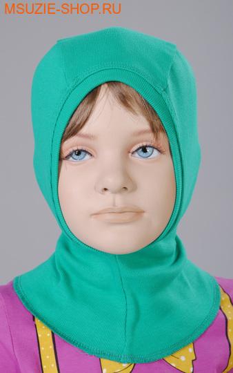 Милашка Сьюзи шапка-поддева. 104 зеленый ростГоловные уборы,варежки,перчатки <br><br>