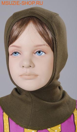 Милашка Сьюзи шапка-поддева. 104 тем.хаки ростГоловные уборы,варежки,перчатки <br><br>
