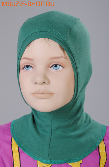 Милашка Сьюзи шапка-поддева. 104 тем.зеленый ростГоловные уборы,варежки,перчатки <br><br>