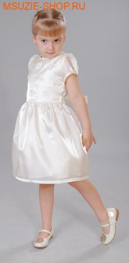 Милашка Сьюзи платье. 104 молочный ростнарядная одежда<br><br>