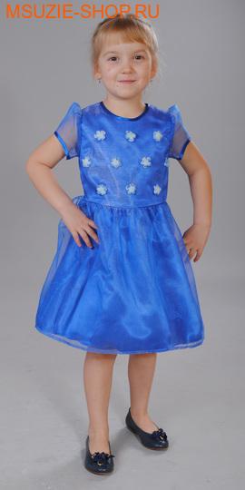 Милашка Сьюзи платье. 104 василек ростнарядная одежда<br><br>