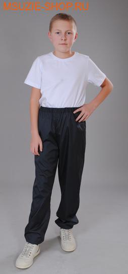 Милашка Сьюзи ветрозащитные брюки. 140 синий ростВесна-лето<br><br>