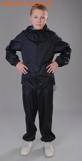 Милашка Сьюзи ветрозащитная куртка. 140 синий ростВесна-лето<br><br>