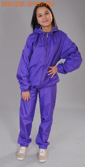 Милашка Сьюзи ветрозащитная куртка. 140 фиолет ростВесна-лето<br><br>