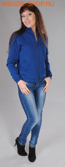 Милашка Сьюзи куртка. 140 синий ростДжемпера, рубашки, кофты<br><br>