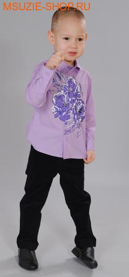Милашка Сьюзи сорочка. 104 сирень ростНарядная одежда<br><br>