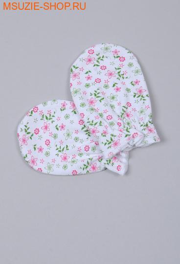 Милашка Сьюзи рукавички. 62 рост ы (фуксия)чепчики,пеленки,рукавички<br><br>