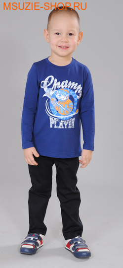 Милашка Сьюзи джемпер. 104 тем.синий ростДжемпера, рубашки, кофты<br><br>