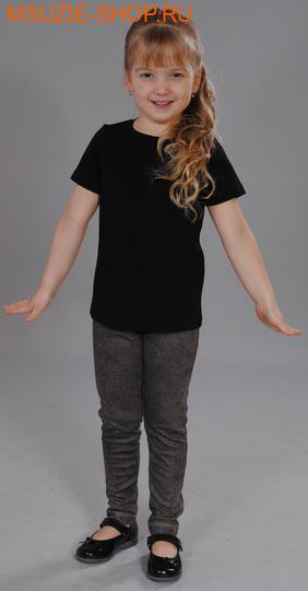 Милашка Сьюзи футболка. 104 черный ростДжемпера, рубашки, кофты<br><br>