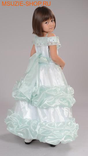 Милашка Сьюзи платье. 110 св.бирюза ростНарядные платья <br><br>