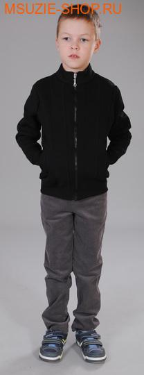 Милашка Сьюзи куртка. 122 черный ростДжемпера, рубашки, кофты<br><br>