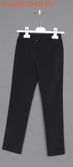 Милашка Сьюзи брюки. 122 черный ростЮбки/брюки <br><br>