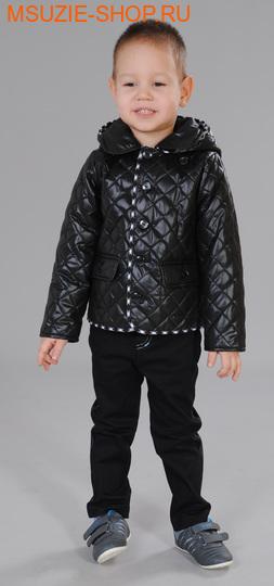 Милашка Сьюзи куртка (весна). 98 черный (клетка) ростВесна-осень<br><br>