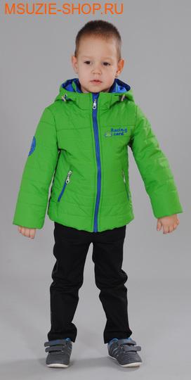 Милашка Сьюзи куртка (весна). 104 зеленый ростВесна-осень<br><br>