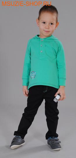 Милашка Сьюзи джемпер. 104 зеленый ростДжемпера, рубашки, кофты<br><br>
