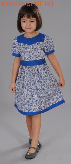 Милашка Сьюзи платье. 104 серый ростПлатья <br><br>