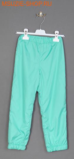Милашка Сьюзи брюки. 104 зеленый ростВесна-лето<br><br>