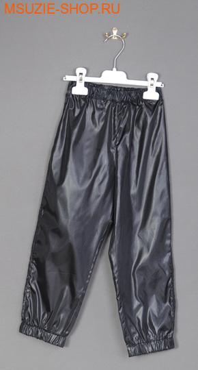 Милашка Сьюзи брюки ветрозащитные. 104 черн (лаке) ростВесна-лето<br><br>
