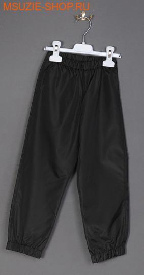 Милашка Сьюзи брюки ветрозащитные. 104 черный ростВесна-лето<br><br>