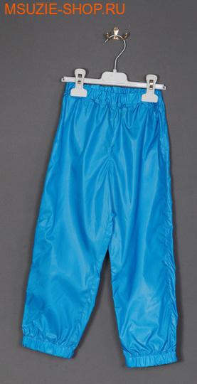 Милашка Сьюзи брюки ветрозащитные. 104 бирюза ростВесна-лето<br><br>