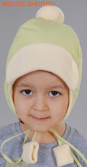 Милашка Сьюзи шапка. 104 ог 50 св.салат+молоч ростГоловные уборы,варежки,перчатки <br><br>