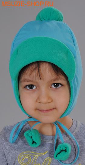 Милашка Сьюзи шапка. 104 ог 50 голубой ростГоловные уборы,варежки,перчатки <br><br>