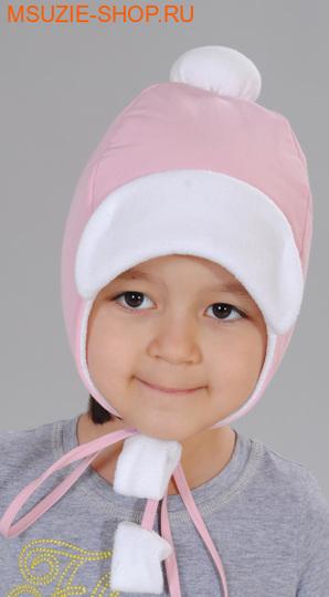 Милашка Сьюзи шапка. 104 ог 50 св.розовый ростГоловные уборы,варежки,перчатки <br><br>