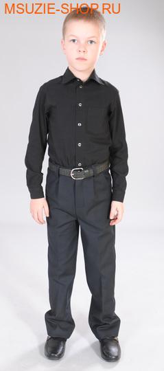 Милашка Сьюзи брюки. 104 черный (однотон) ростБрюки, шорты <br><br>