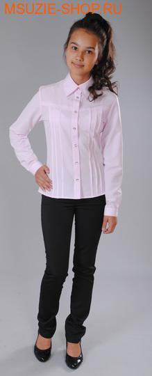 Милашка Сьюзи блузка. 128 св.розовый ростБлузки<br><br>