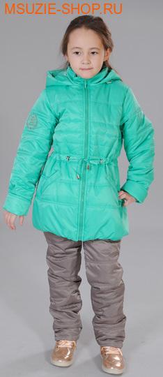 Милашка Сьюзи куртка+брюки (осень). 104 зелен+беж ростВесна-осень<br><br>