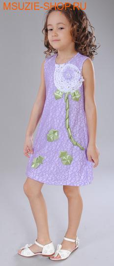 Флер де Ви платье. 116 сирень ростНарядные платья <br><br>