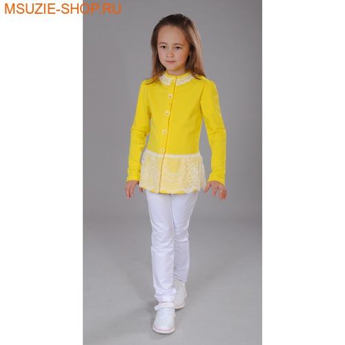 Флер де Ви кофта. 86 желтый ростДжемпера, рубашки, кофты<br><br>