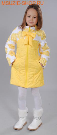 Флер де Ви пальто. 110 желтый ростВесна-осень<br><br>