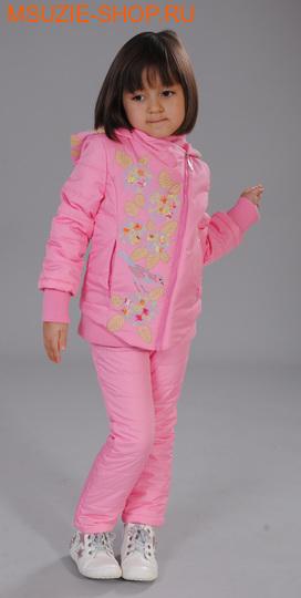 Флер де Ви куртка (весна). 110 розовый ростВесна-осень<br><br>