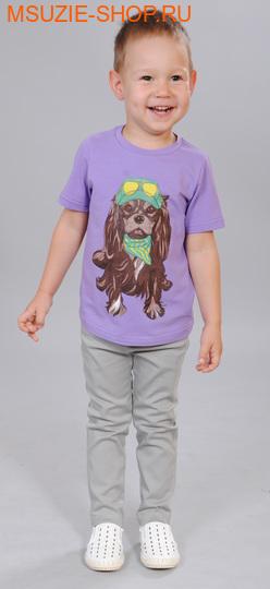 Флер де Ви футболка. 98 сирень ростДжемпера, рубашки, кофты<br><br>