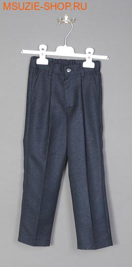 Милашка Сьюзи брюки. 104 синий ростБрюки, шорты <br><br>