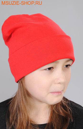 Милашка Сьюзи шапка. 122-128 ог 50-52 красный ростГоловные уборы,варежки,перчатки <br><br>