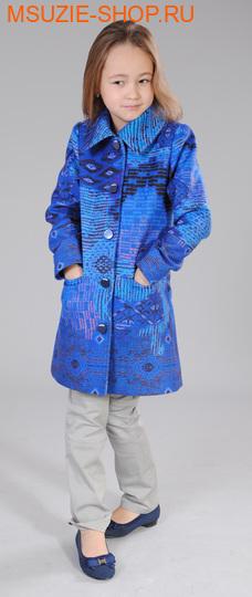 Милашка Сьюзи пальто. 104 василек ростВесна-осень<br><br>