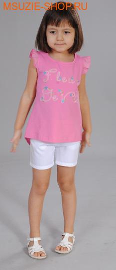 Флер де Ви блузка. 104 розовый ростДжемпера, рубашки, кофты<br><br>