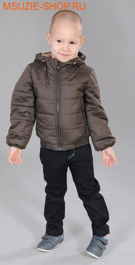 Милашка Сьюзи куртка (осень). 104 коричневый ростВесна-осень<br><br>