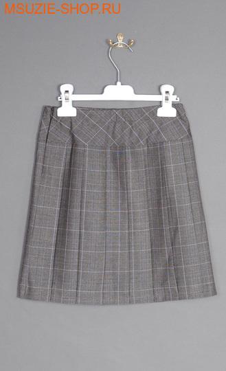 Милашка Сьюзи юбка. 140 бежевый ростЮбки/брюки <br><br>